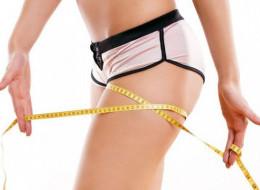 Как убрать жир с ног